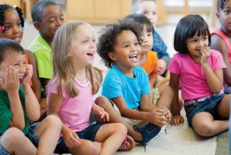 Kindergarten 1 – 04 Years turning 05 Years